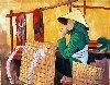 Vendeuse de paniers (Vietnam)